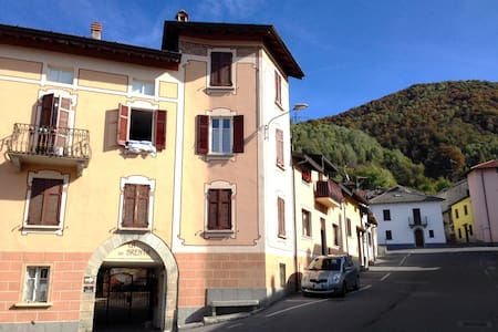17thC_2bedroom_Lake Como & Ticino_A - San Fedele Intelvi