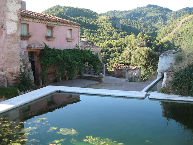 Andalucia Spirit Mountain Retreat - El Burgo