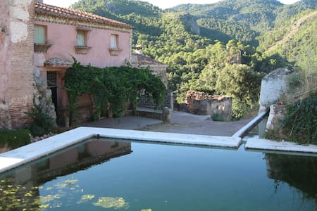 Andalucia Spirit Mountain Retreat - El Burgo