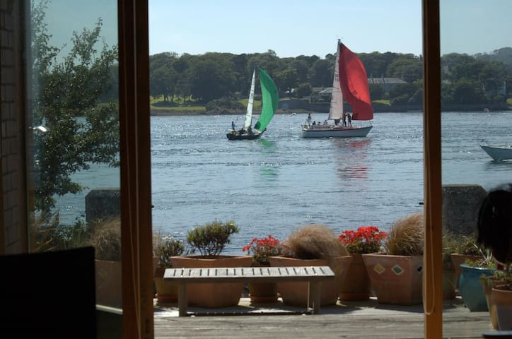 Boathouse on Strangford Lough - Portaferry - Dom
