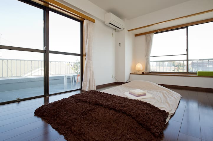 ★Near Machida & Yokohama freewifi COZY room!★ - Machida-shi - Dům