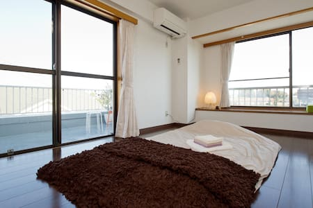 ★Near Machida & Yokohama freewifi COZY room!★ - Machida-shi - 独立屋