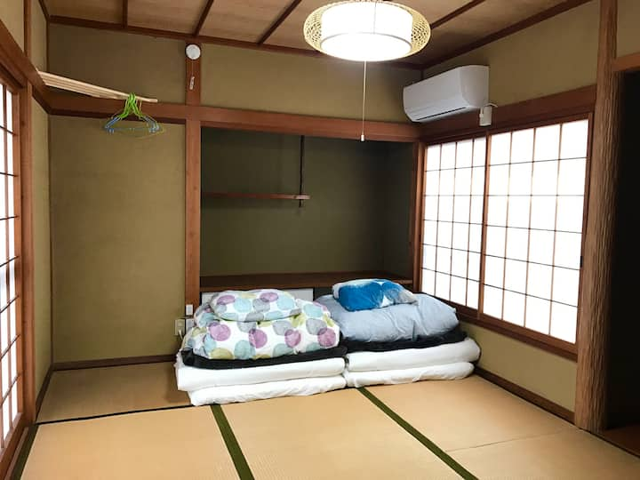 Miyanoura Shared House (1st floor/Tatami mat room)