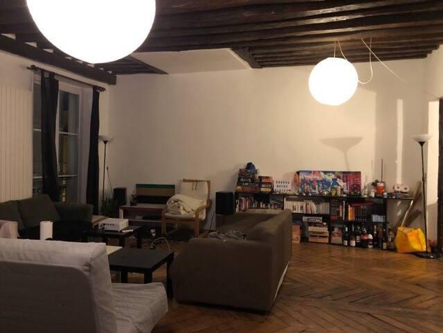 Appartement proche Louvre 1er arrondissement PARIS