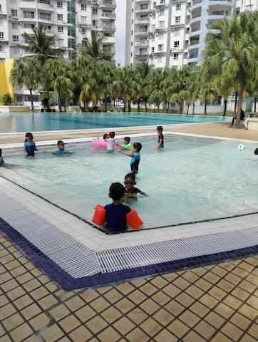 Family apartment PD - Port Dickson - Wohnung