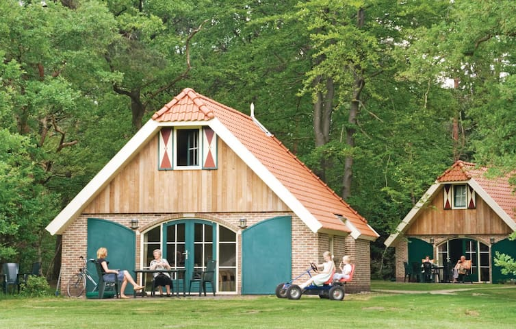 Holiday cottage with 3 bedrooms on 70 m² in Steenwijk-De Bult