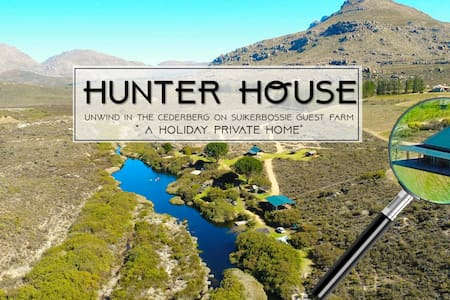 Hunter House - Self Catering in Cederberg