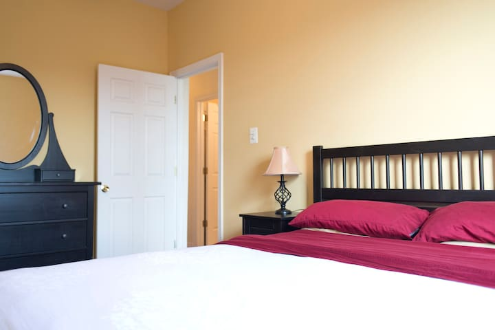 Charming Private Room 10 minutes from NYC