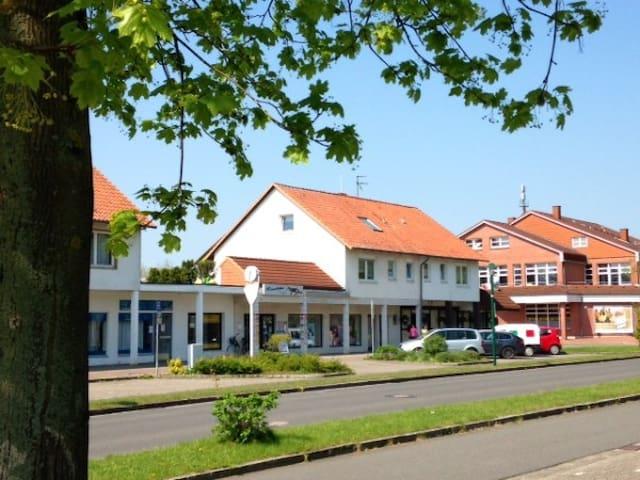 Ferienwohnung zentral gelegen in Trappenkamp