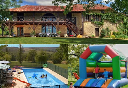 Stunning converted barn, ideal for families