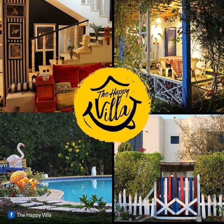 The Happy Villa