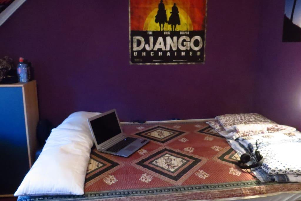 Django Room