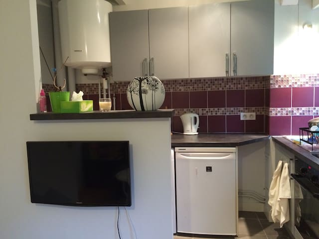 Nice & cosy studio flat near Paris and Orly