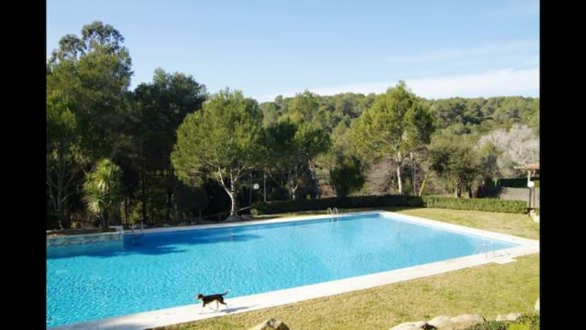 Ático vist mar y piscina Sol PinsII - Palafrugell - Apartment