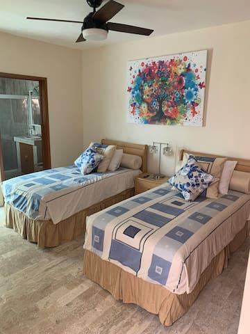 Recámara 3 (2 camas individuales)