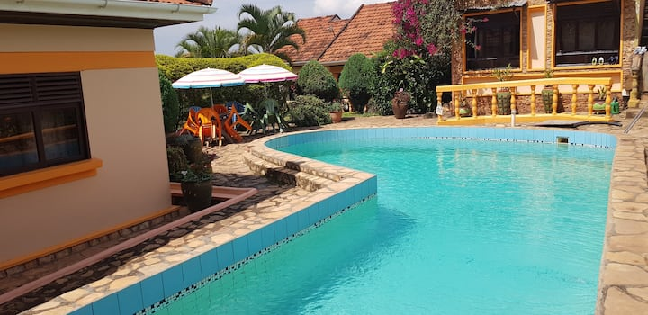Keelan Ace Family Deluxe Villa  Kampala