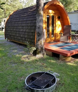Oasis of NC Glamping Pod