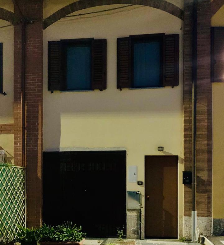 Intera casa indipendente a Cornaredo