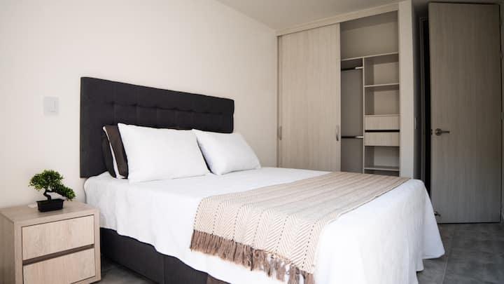 Moderno apartamento en ambiente increíble! #201
