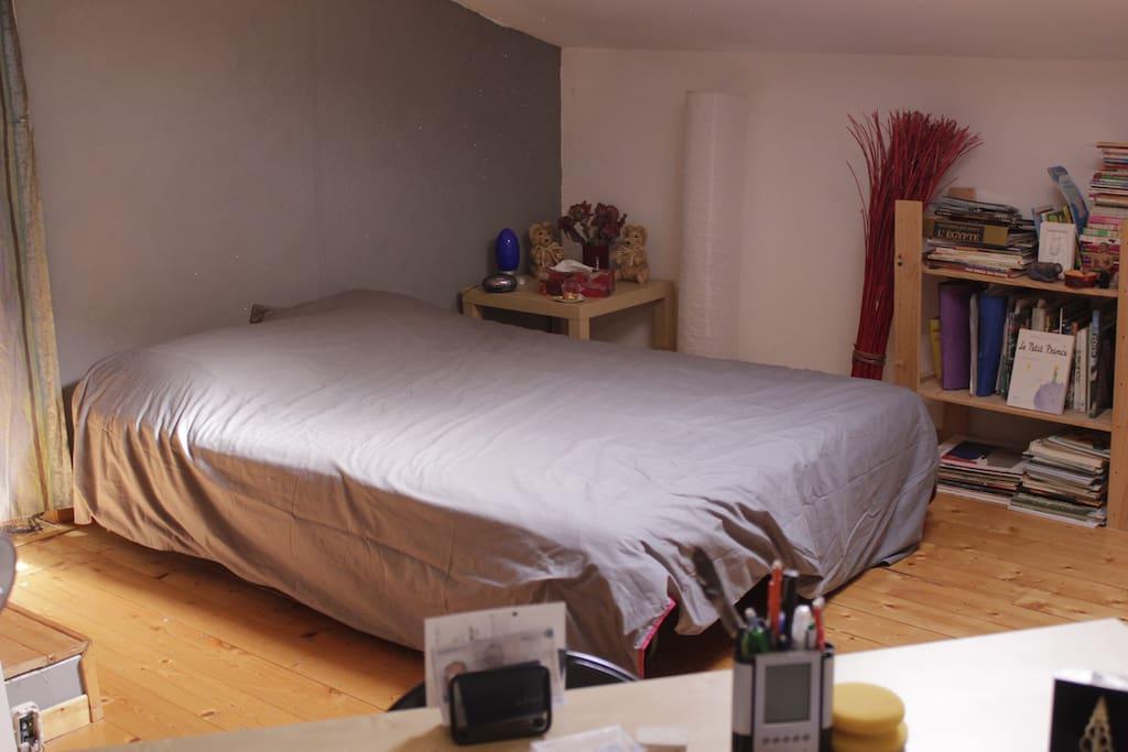 Chambre pour 2 personnes dans villa villa 39 s te huur in for Chambre 0 decibel