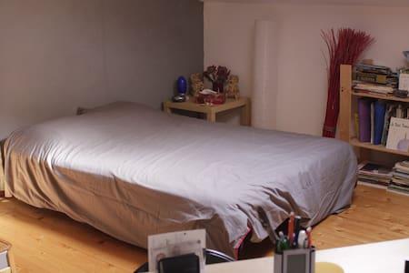 chambre pour 2 personnes dans villa - Tourves
