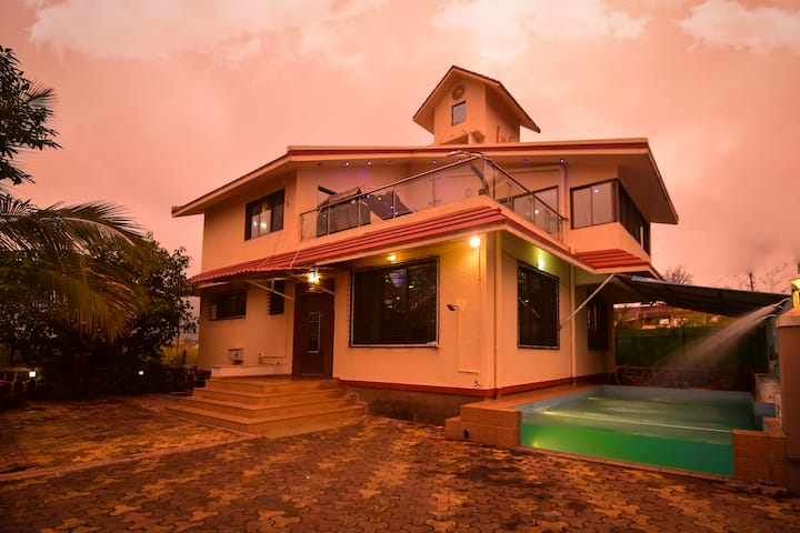 Sai villa by the nest stays