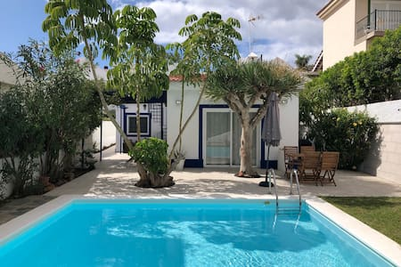 Seaside house in Pasito Blanco