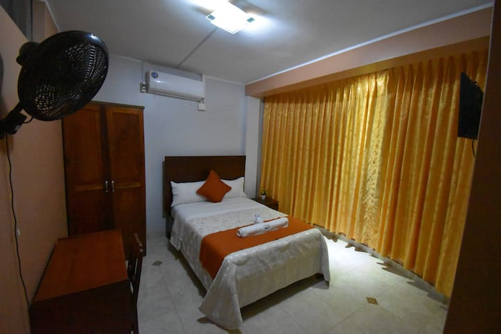 Habitación Personal | Victtorios Hotel en Satipo