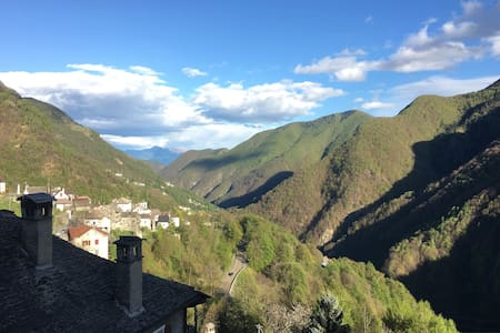 Relax in Valle Onsernone - Onsernone - 公寓