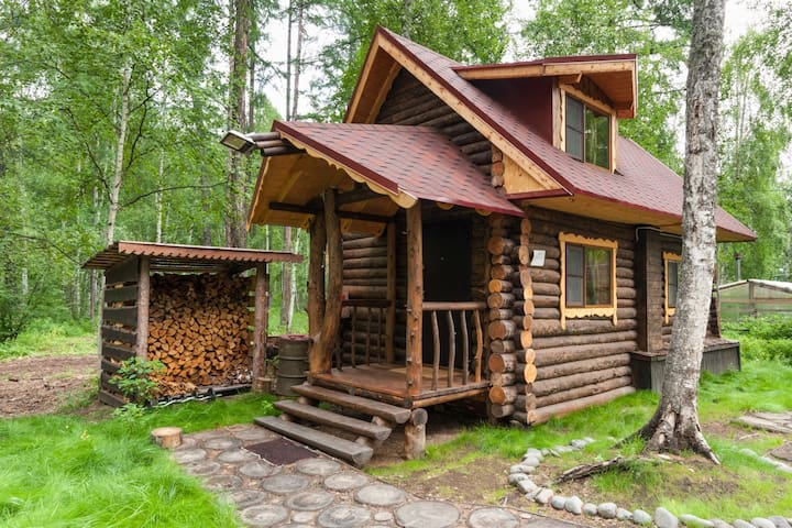 Luxury Log Cabin and All-Inclusive: Chinook