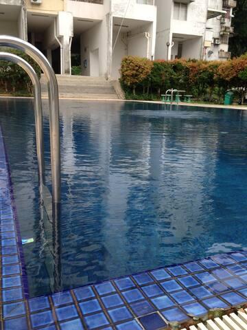 Awana Homestay near Penang Hill - Ayer Itam - Appartement