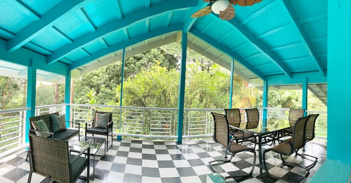 EcoTropical paradise,spacious,conveniently located