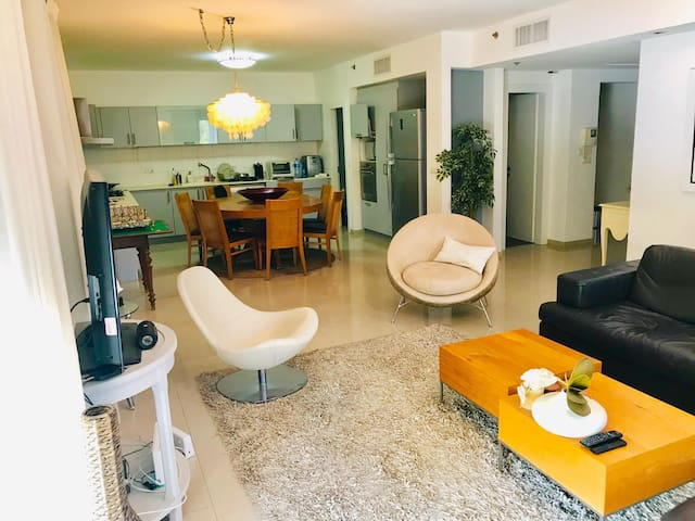 Spacious  luxury apartment  for sublet
