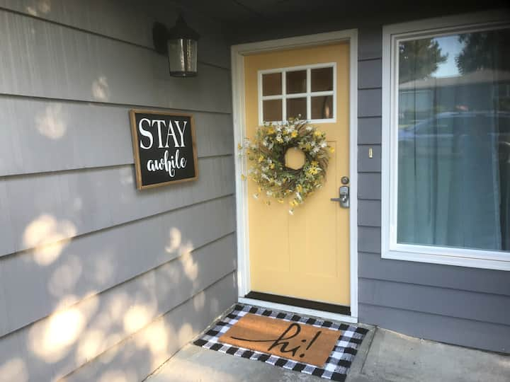 Stay Awhile - Pendleton, OR