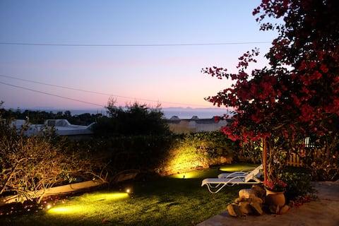 Bougainvillea Hillside Summer House