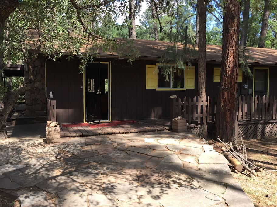 East Verde River Cabin For Rent Cabins For Rent In