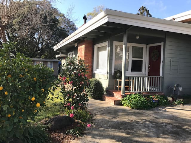 NEWLY REMODELED HOME IN FLAT, SUNNY NEIGHBORHOOD