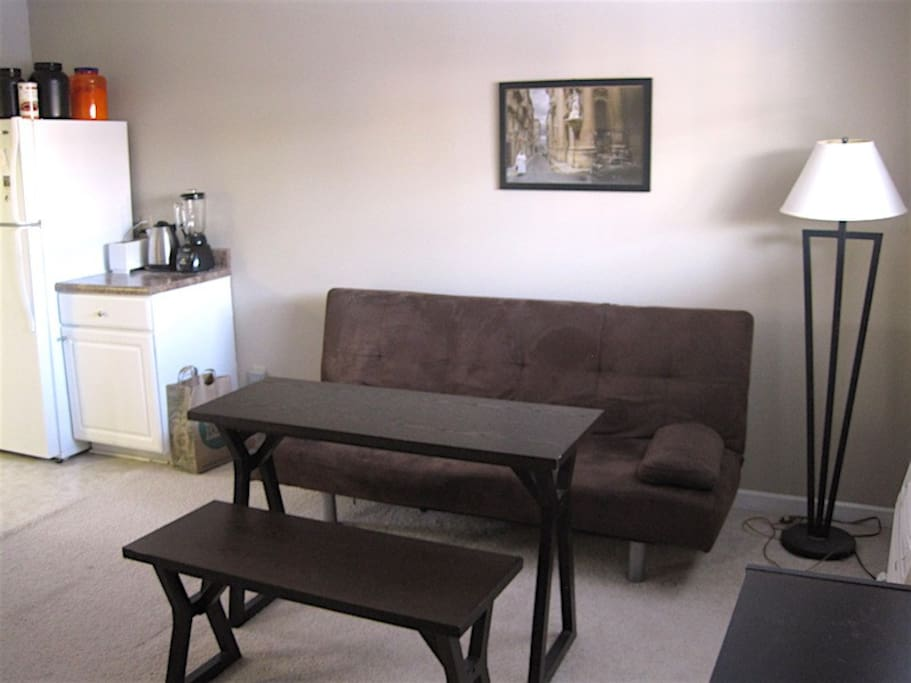 Simple Cozy 1 Bedroom Apartment Flats For Rent In Durham North Carolina United States