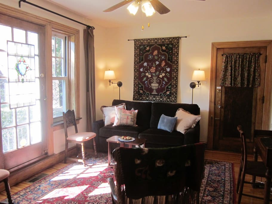 Scrumptious One Bedroom On Tower Grove Park Apartments For Rent In St Loui