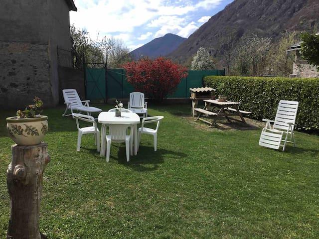 maison de vacances aux coeur des Alpes