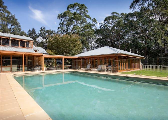 Waymount Farm Luxury Country Studio Sth Coast NSW
