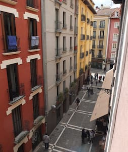 The Heart of Pamplona´s Old Town - Appartamento