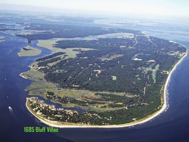 Aerial View - South Beach