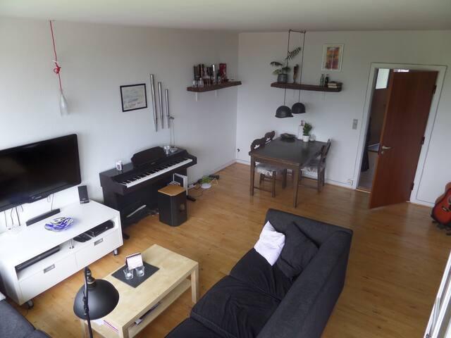 Lækker lejlighed i naturskønne omgivelser - Aarhus - Apartment