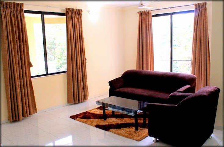 Spacious 2bhk in kalyaninagar - Pune - Apartmen