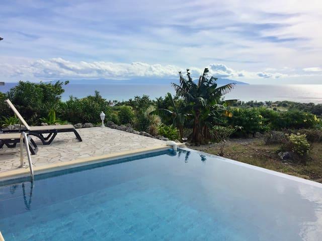 Studio with panoramic views of the islands - GP - Villa