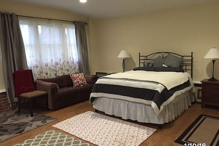 Master suite by Kentlands, NIST - Gaithersburg