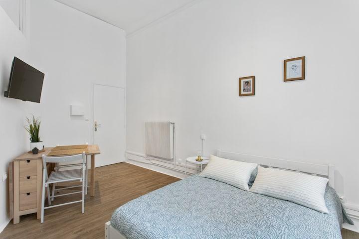 LGC Habitat- Studio 2 avec salle de bain privée