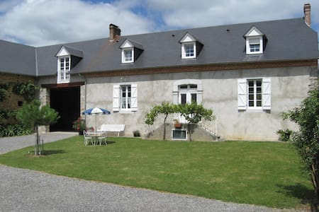 LOCATION FERME RESTAUREE - Luc - Hus
