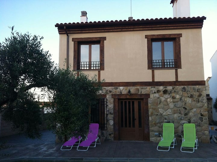 Casa El Berrocal
